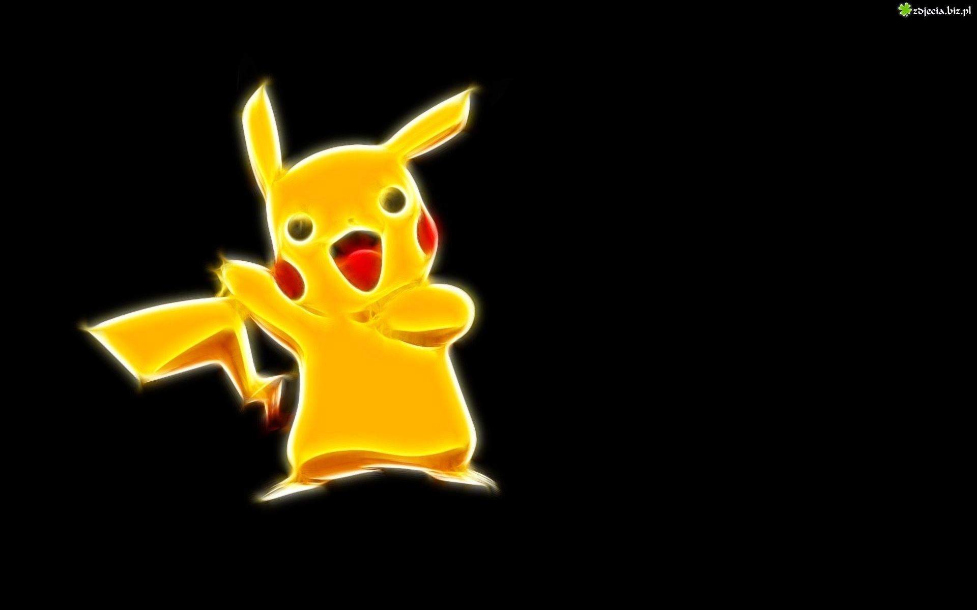 Zdjęcie Pikachu